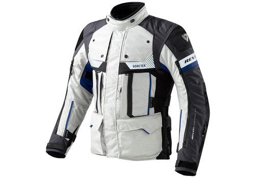 Revit Defender Pro GTX Jacke Grau Blau