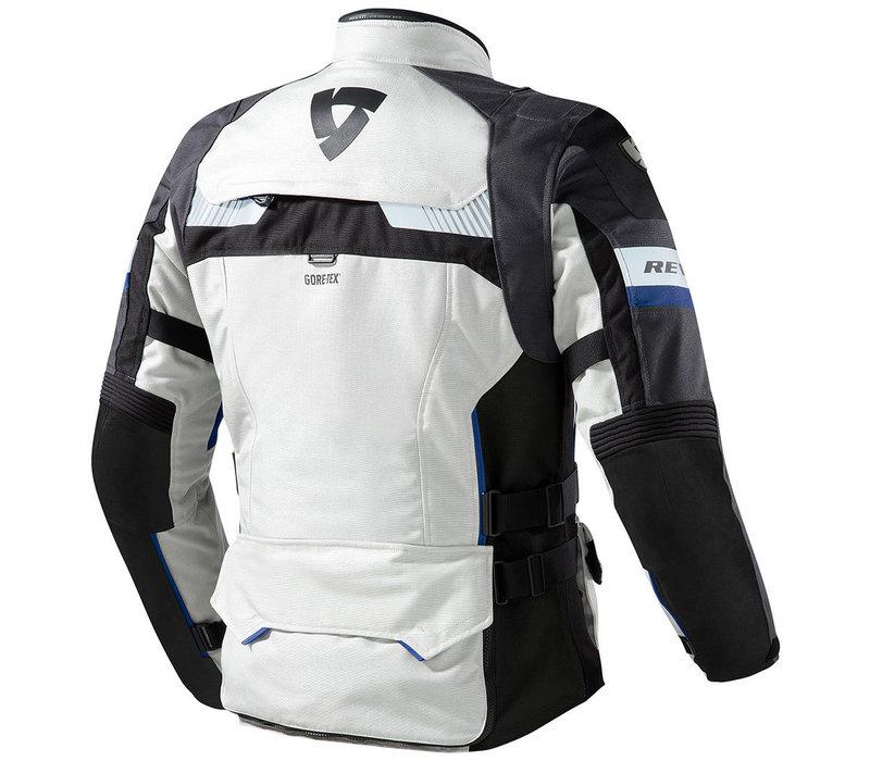 Куртка Revit Defender Pro GTX Серый Синий + Бесплатная доставка!
