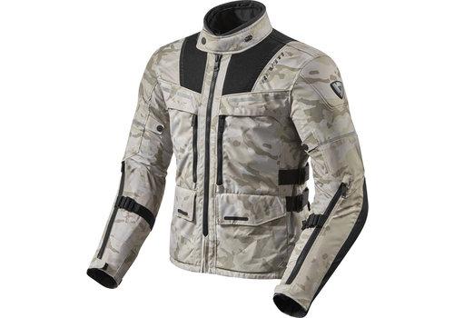 Revit Offtrack Jacket Sand Black