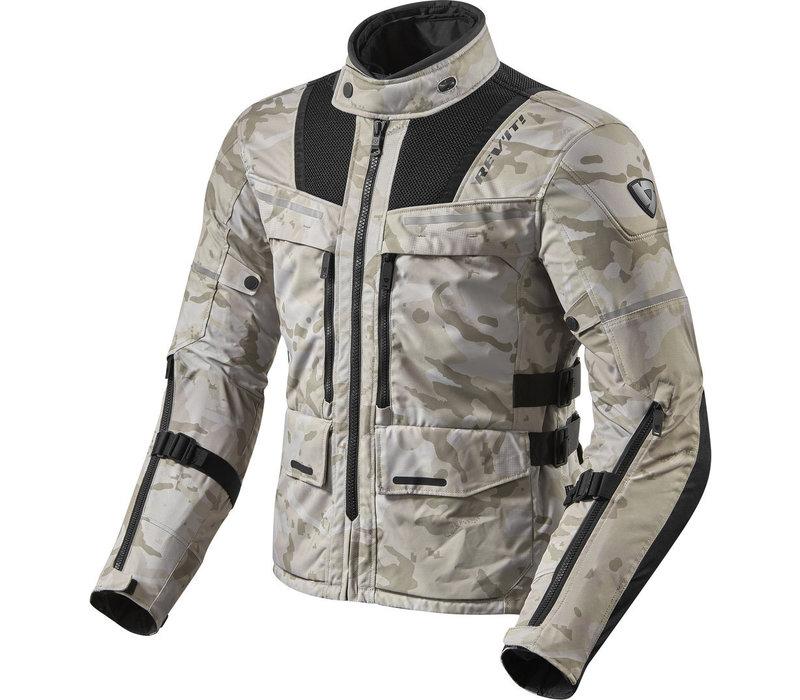 Buy Revit Offtrack Jacket Sand Black? Free Shipping!
