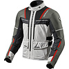 Revit Buy Revit Offtrack Jacket Silver Red? Free Shipping!