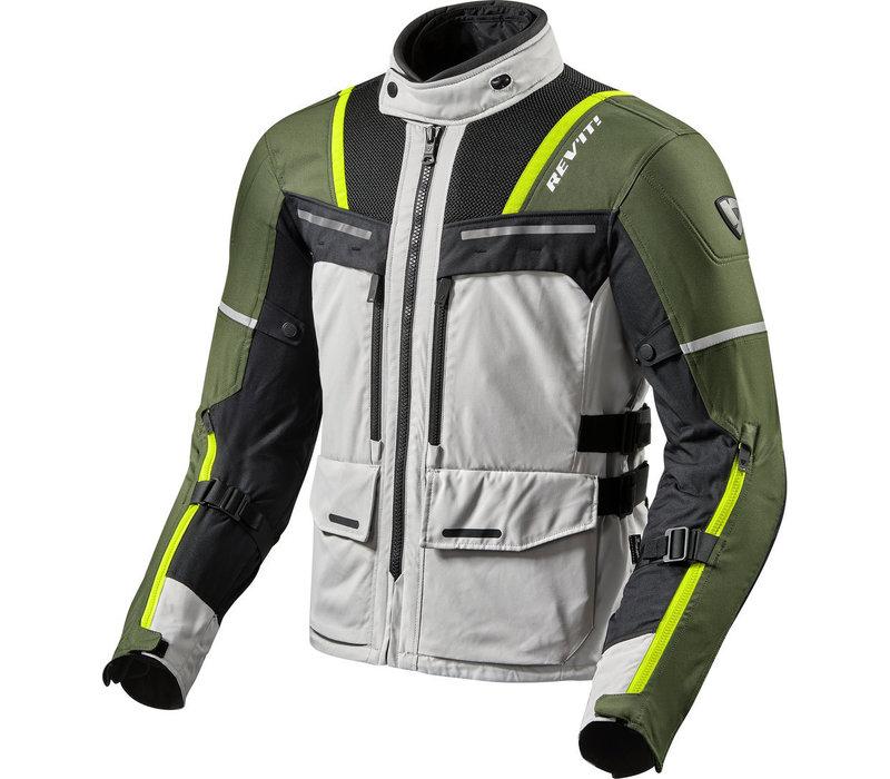 Куртка Revit Offtrack Серебряный зеленый + Бесплатная доставка!