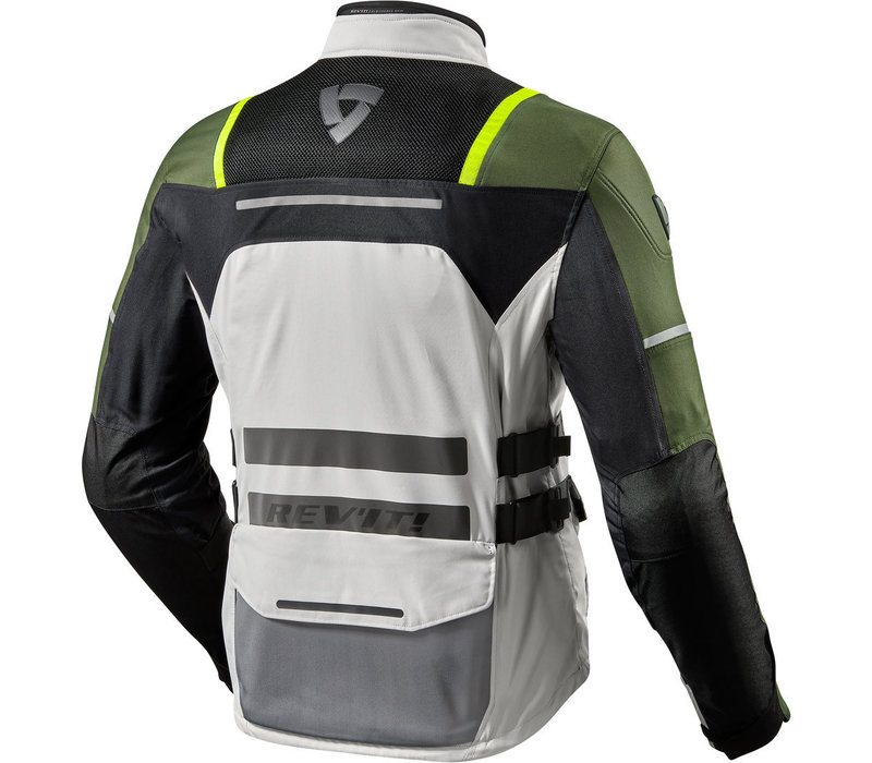 Buy Revit Offtrack Jacket Silver Green? Free Shipping!