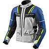 Revit Buy Revit Offtrack Jacket Silver Blue? Free Shipping!