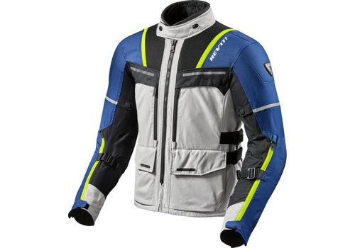 Revit Offtrack Jacket Silver Blue
