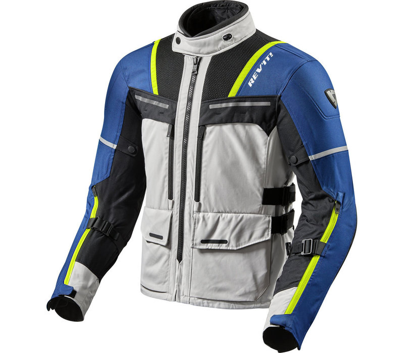 Buy Revit Offtrack Jacket Silver Blue? Free Shipping!
