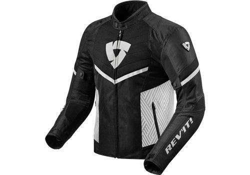 Revit Arc Air Jacket Black White