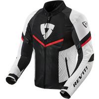 Куртка Revit Arc Air Белое красный + Бесплатная доставка!