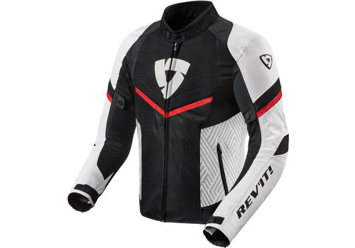 Revit Arc Air Jacket White Red