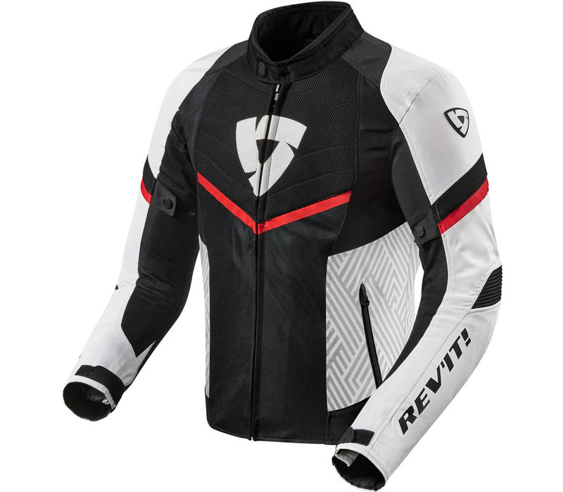 Buy Revit Arc Air Jacket White Red? Free Shipping!