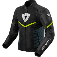 Buy Revit Arc Air Jacket Black Yellow Fluo? Free Shipping!
