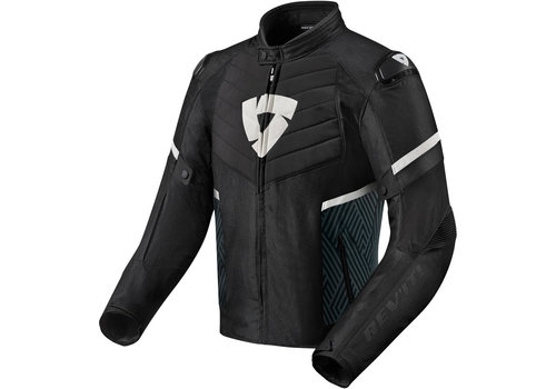 Revit Arc H2O Jacket Black White