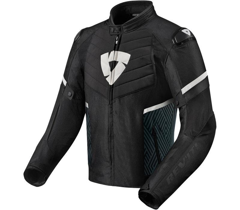 Куртка Revit Arc H2O черный Белое + Бесплатная доставка!