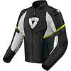 Revit Куртка Revit Arc H2O черный желтый Fluo + Бесплатная доставка!