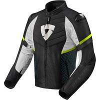 Buy Revit Arc H2O Jacket Black Yellow Fluo? Free Shipping!