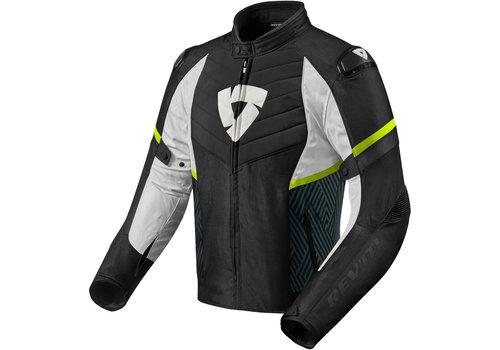 Revit Arc H2O Jacket Black Yellow Fluo