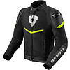 Revit Buy Revit Mantis Jacket Black Fluo Yellow? Free Shipping!