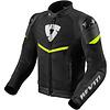 Revit Куртка Revit Mantis черный флуо желтый + Бесплатная доставка!