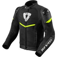 Buy Revit Mantis Jacket Black Fluo Yellow? Free Shipping!