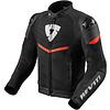 Revit Куртка Revit Mantis черный флуо Красный + Бесплатная доставка!