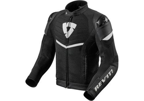 Revit Mantis Jacket Black White