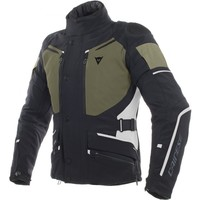 Dainese Carve Master 2 GTX Jacket Black White Green + 50% discount on the Pants!
