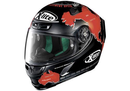 X-LITE X-803 C.CHECA 015 Helmet