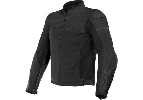 Dainese Agile Leather Jacket Black