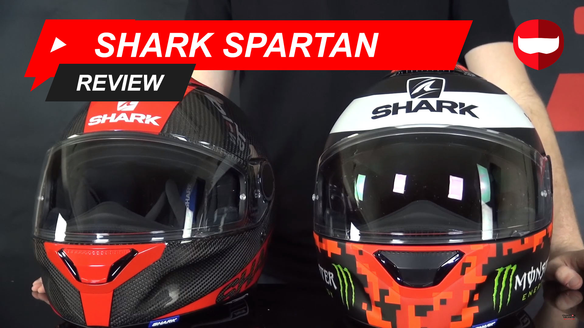 Our Review of the Shark Spartan and Spartan Carbon