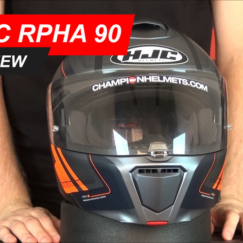 HJC RPHA 90 Review