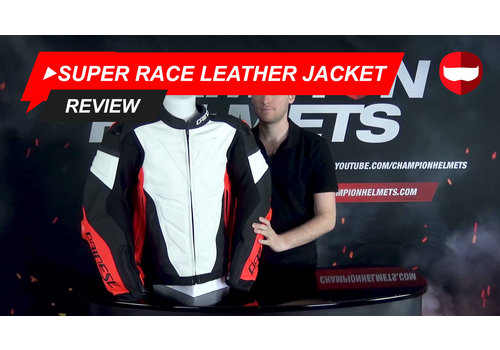 Dainese Super Race Video Review