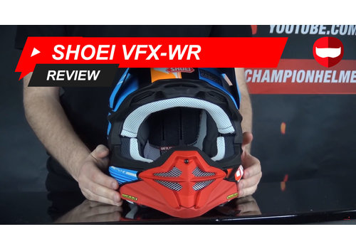 Shoei VFX-WR Video Review