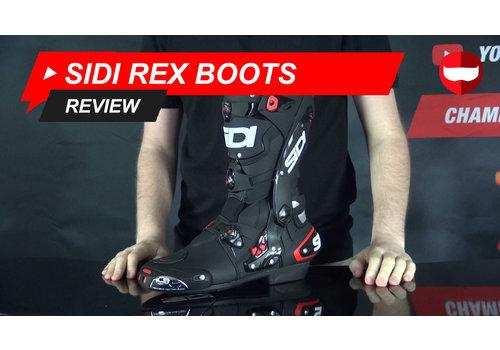 Bottes Sidi Rex Avis en Vidéo