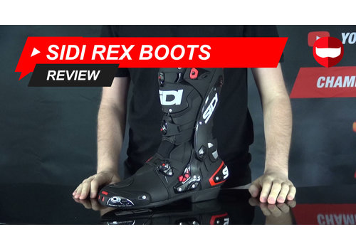 Sidi Rex Stiefel video Review