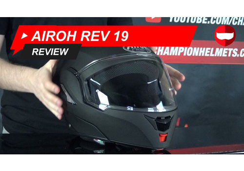 Airoh Rev 19 Revolution video Review
