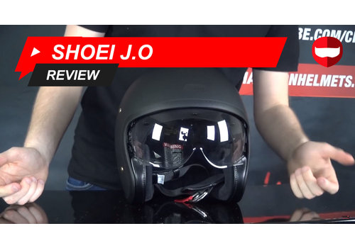 Shoei J O Обзор