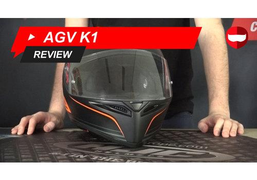 AGV AGV K1 video Review