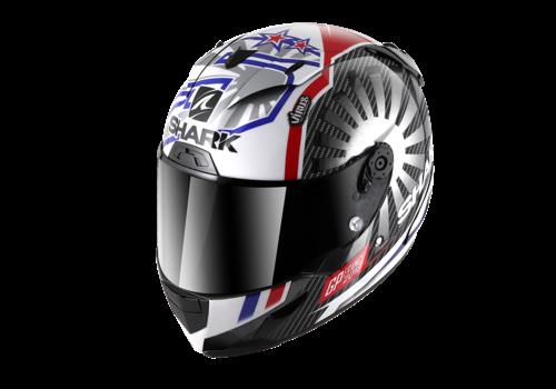 Shark Race-R Pro Carbon Replica Zarco GP De France Helm DUR