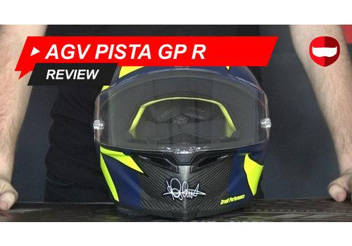 AGV AGV Pista GP R video Review