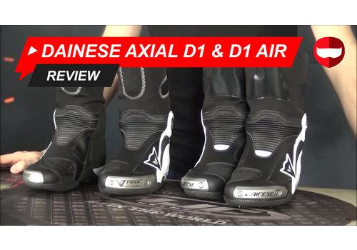 Dainese Dainese Axial D1 & D1 Air Video Review