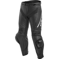 Dainese Dainese Super Race Leather Jacket Black Blue + 50% discount on the Pants!