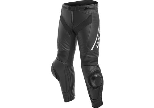 Dainese Delta 3 Perf. Leather Pants Black