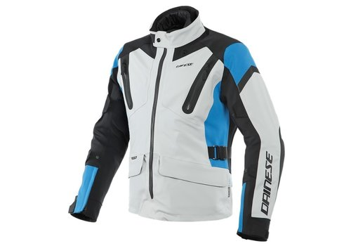 Dainese Tonale D-Dry Jacket Grey Blue