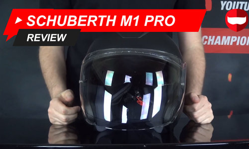 Schuberth M1 Pro Review