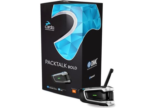 Cardo Cardo Scala Rider Packtalk BoldJBL  Communication System