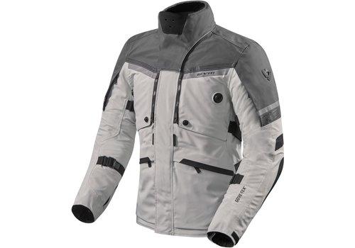 Revit Poseidon 2 GTX Jacket Black Grey