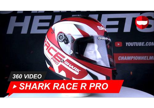 Shark Shark Race-R Pro Sauer RKW  360 Video