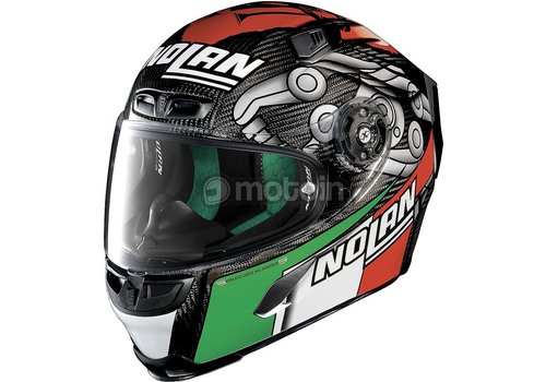 X-LITE X-803 Ultra Carbon Melandri 022 Helmet