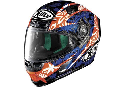 X-LITE X-803 Ultra Carbon Petrucci 020 Helm