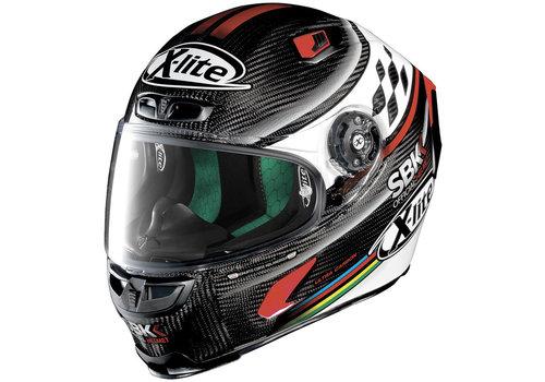 X-LITE X-803 Ultra Carbon SBK 017 Helm